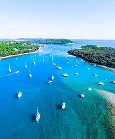 Yacht Charter Pula