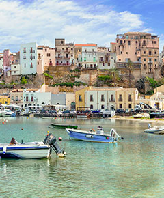 Alquiler Barco Sicilia